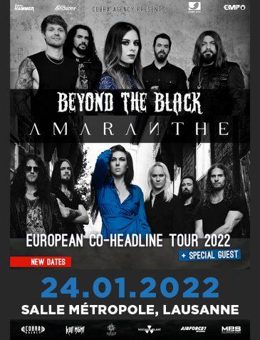 Beyond The Black & Amaranthe